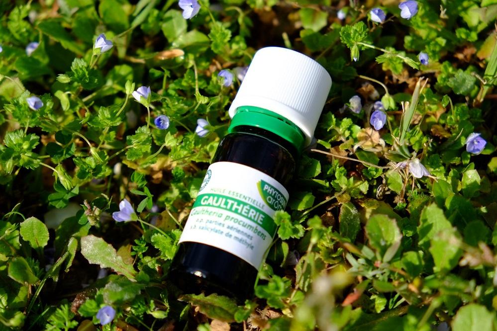 huile essentielle pour soulager courbatures