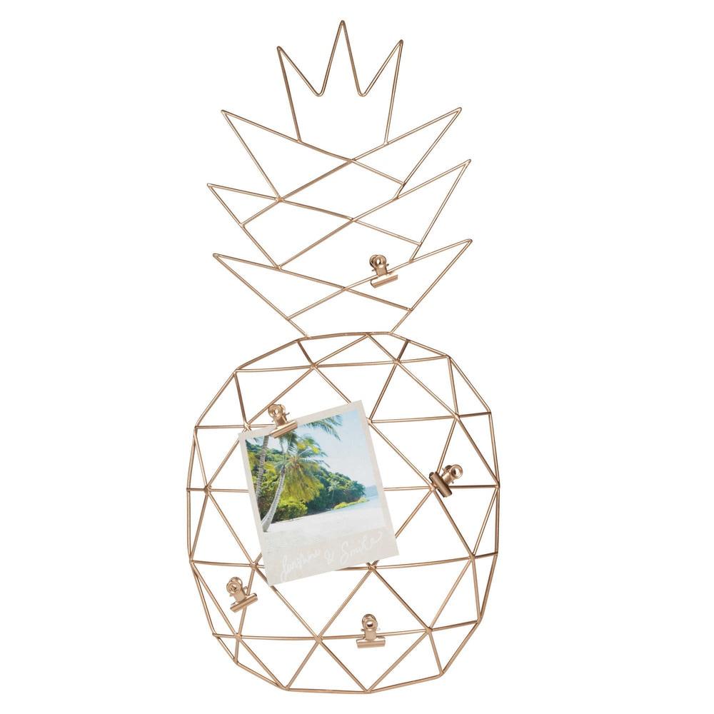 p le m le ananas maison du monde blog naturopathie. Black Bedroom Furniture Sets. Home Design Ideas