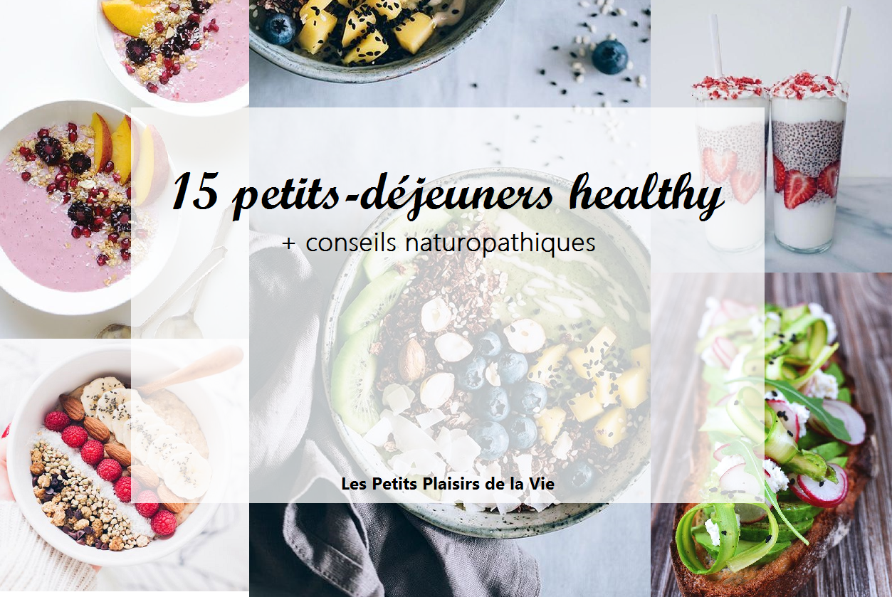 photos pinterest petit-déjeuner healthy