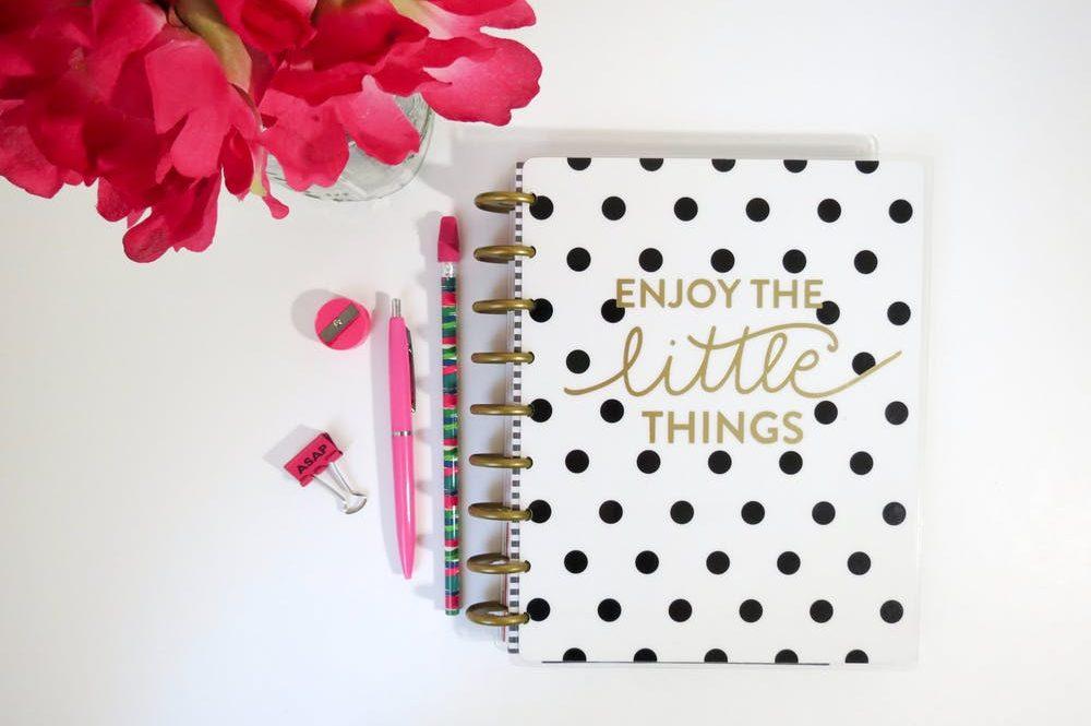 être plus heureux - ouvrir un cahier du bonheur