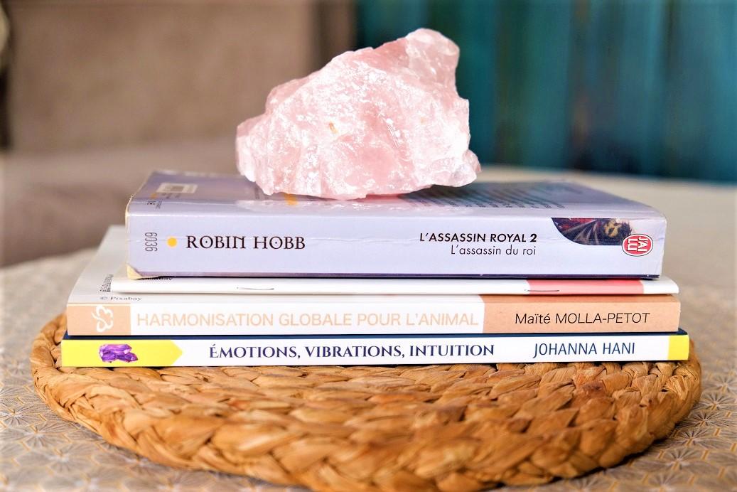 lectures du moment développement personnel spiritualité